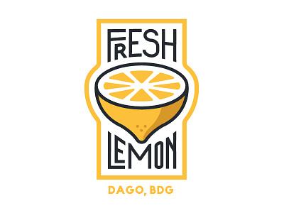Fresh Lemon fresh lemon logo