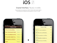 Ios 7 crystal interface concept large