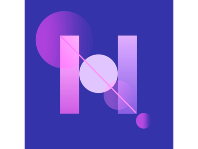 36days N illustration animation typography letter gif design loop motion 36daysoftype 36days
