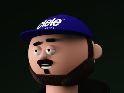 Adam 3d character 3d 3d art characterdesign man character design character illustration
