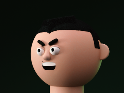 Michal 3d modeling 3d illustration 3d artist 3d art character animation character design character design illustration