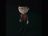 Michal starwars star wars motion design 3d animation 3d character character cinema4d 3d art 3d illustration loop motion animation