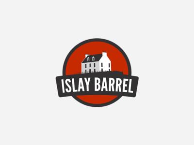 Islay Barrel: Logo