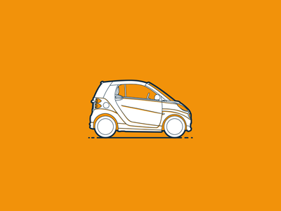 How much does an app cost? e-smart price app illustration vector car