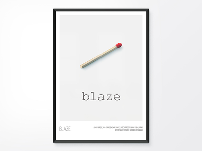 Posters: Blaze wallart poster design app