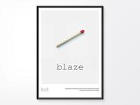 Posters: Blaze
