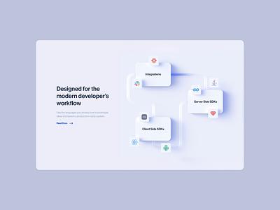 Passbase SDK screendesign webdesign clean ux typography interface website minimal ui design