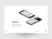 Swpish Landing Page