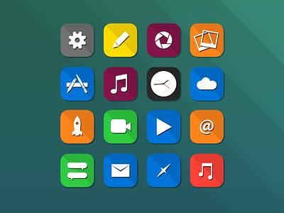 Iconset iphone icons iconset ios ios7 winterboard