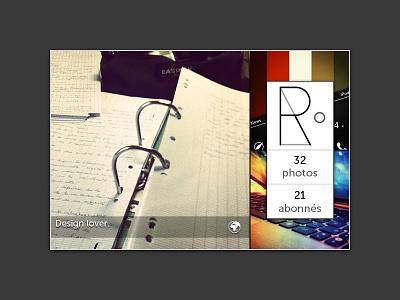 Instawidget rebound instagram widget popup