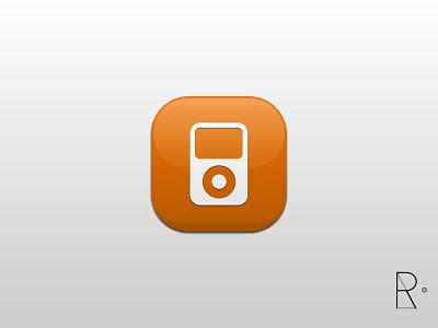iPod icon ipod icon ios theme