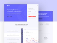 All Sight Landing Page