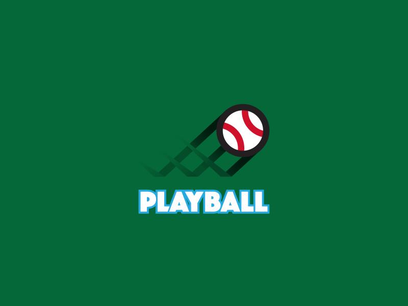 Baseball texture branding ballislife baseball typography design type thicklines lettering vintage sport retro logo icon vector illustration