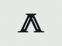 A Letter Logomark