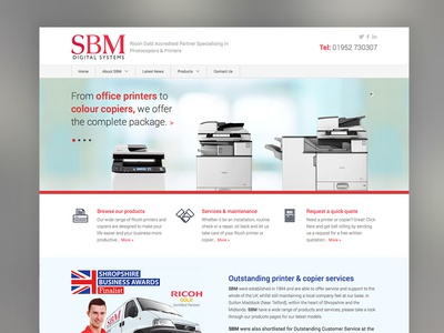 Sbm Home Page