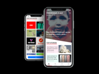 Feed, the news-reading app