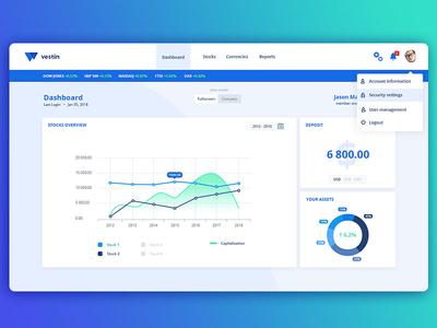 Dashboard - Investment Platform