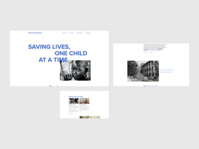 Nurturing Nations interface uidesign uxui uxdesign webdesign design interaction design web design ux ui