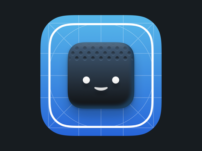 App Icon Template – iOS & Android – For Figma material google apple logo adaptive android ios figma generator template icon app