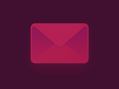 Mail Illustration mail icon illustration