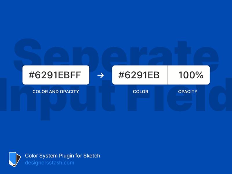Color System Plugin – Update 1.2 sketch palette app mobile plugin switch darkmode system mode color