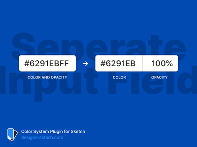 Color System Plugin – Update 1.2 sketch palette app mobile plugin switch darkmode system mode color