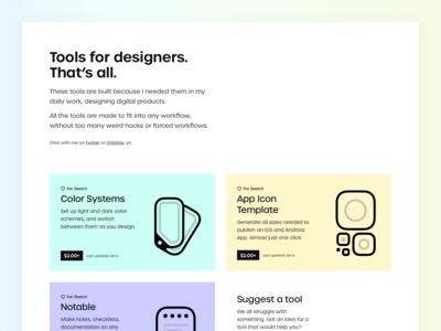 Designers Stash