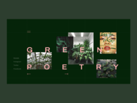 Green Poetry