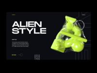 Alien Style