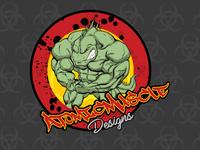 Atomic Muscle Logo