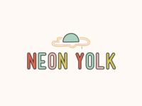 Neon Yolk Logo Christmas