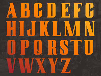 Callowhill Font
