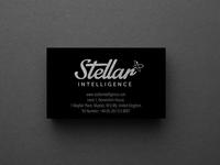 Stellar Branding and business card