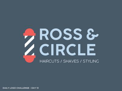 Logo Challenge 13 - Barbershop