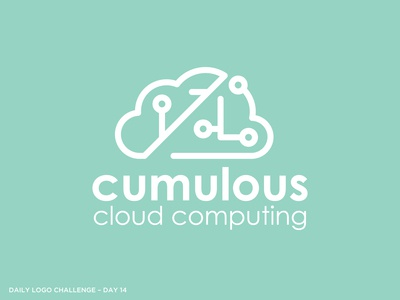 Logo Challenge 14 - Cloud
