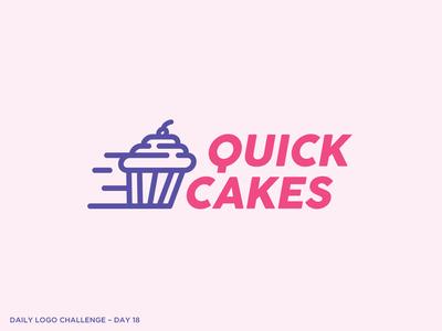 Logo Challenge 18 - Cupcake