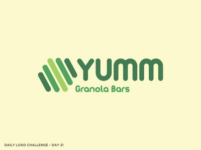 Logo Challenge 21 - Granola Bars