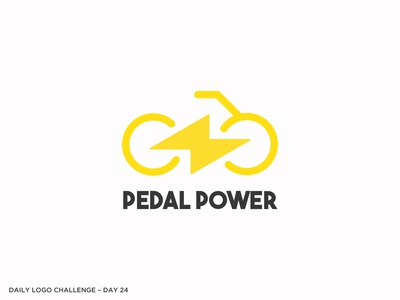 Logo Challenge 24 - Bike Shop