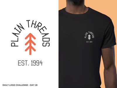 Logo Challenge 28 - Clothing Brand