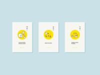 App intro cards