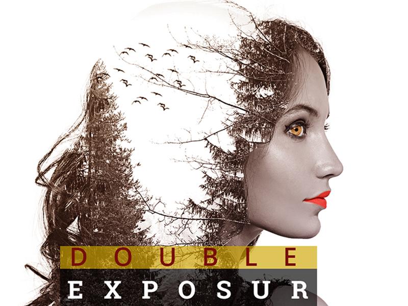 Double exposure effect photoshope tips image effect markup retouching photo edit
