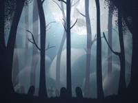 Illustration for Dark & Stormy Night 2016