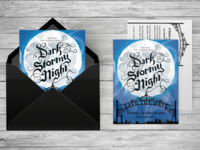 A Dark & Stormy Night 2016: Save the Date