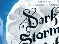 A Dark & Stormy Night 2016: Save the Date detail