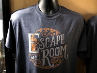 Escape My Room - Logo T-shirt