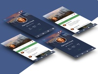 User Profile App