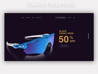 WIP: Oakley Radar-lock