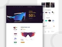 Oakley E-Commerce