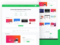 Themehunt Redesign Concept