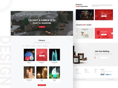 Product Landing Page webdesign ux ui template sunglass product oakley new minimal landingpage e-commerce